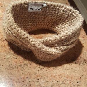 Aldo o/s warm head band/warmer